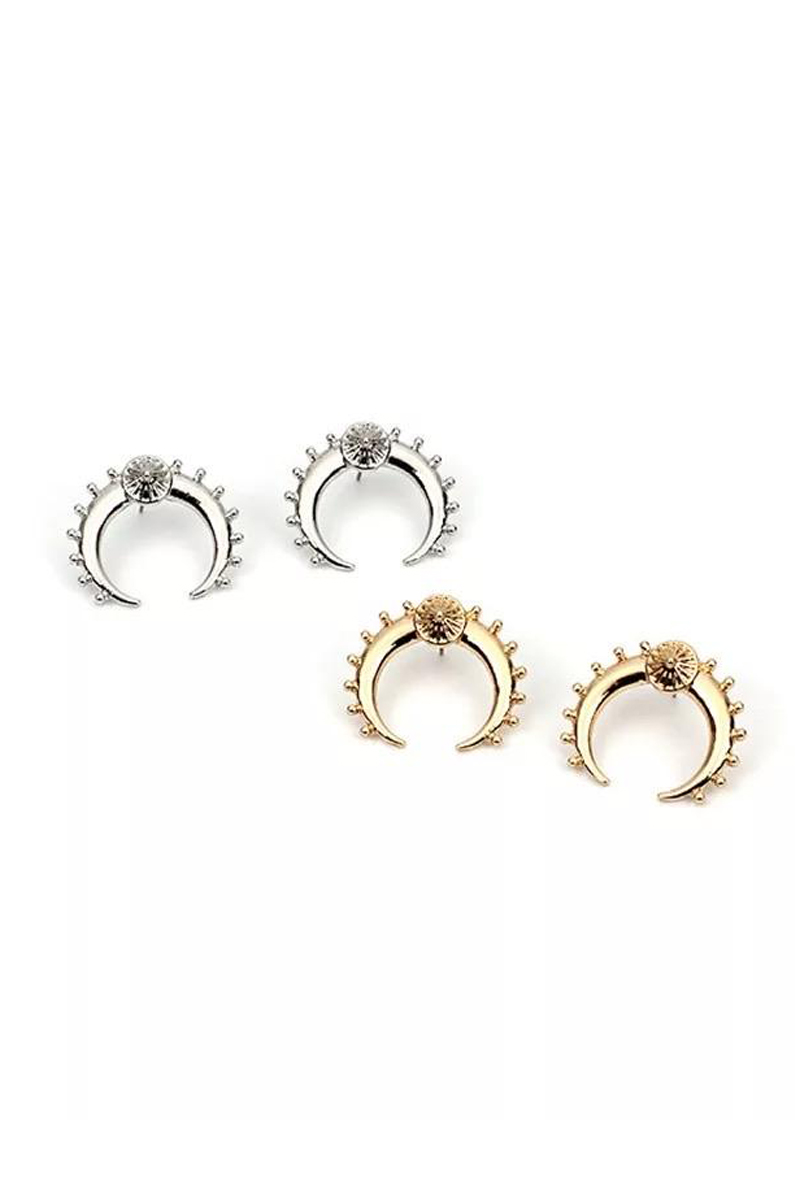 NUKi Nova stud earrings